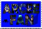 Arcee fan-made stamp by Playstation-Jedi