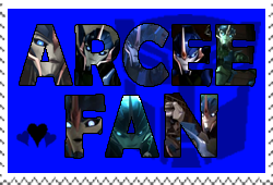 Arcee fan-made stamp by Playstation-Jedi