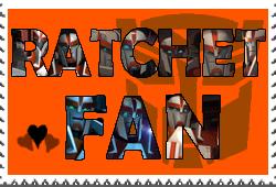 Ratchet fan-made stamp by Playstation-Jedi