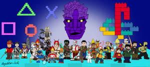 Lego PlayStation