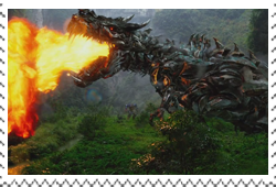 Age of Extinction: Grimlock stamp by Playstation-Jedi