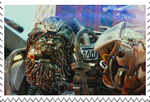 Age of Extinction: Hound stamp by Playstation-Jedi