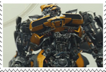 Age of Extinction: Bumblebee stamp by Playstation-Jedi