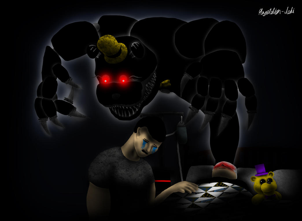 In Fredbear And Friends Is The Evil Kid A Boy