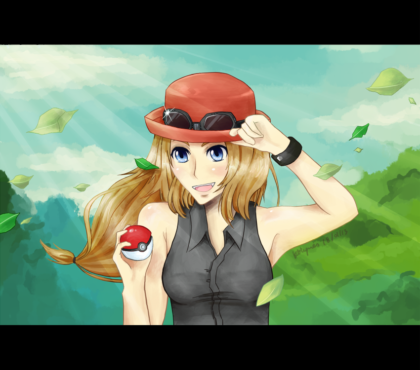 Pokemon X + Y Girl by theworldisbehindus
