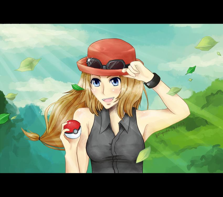 Pokemon X + Y Girl by theworldisbehindus