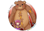 HAVE  YOU SEEN MY BEAR TIBBERS