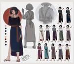 Reference sheet: Sadako (OUTDATED)