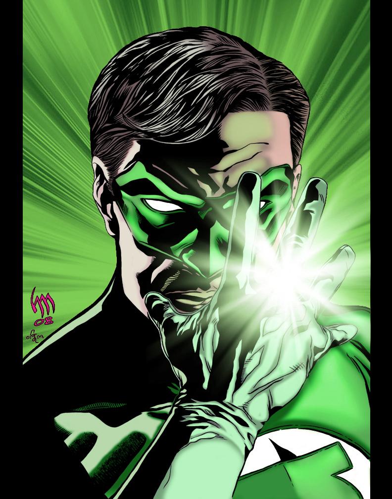Hal Jordan by xXNightblade08Xx