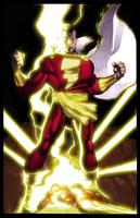 Shazam by xXNightblade08Xx
