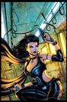 Dark X-Girl by xXNightblade08Xx