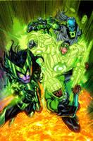 Green Lantern Corps 49 by xXNightblade08Xx