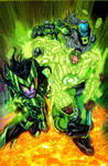 Green Lantern Corps 49