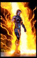 Lightning Lad by xXNightblade08Xx