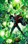 Green Lantern Corps 50