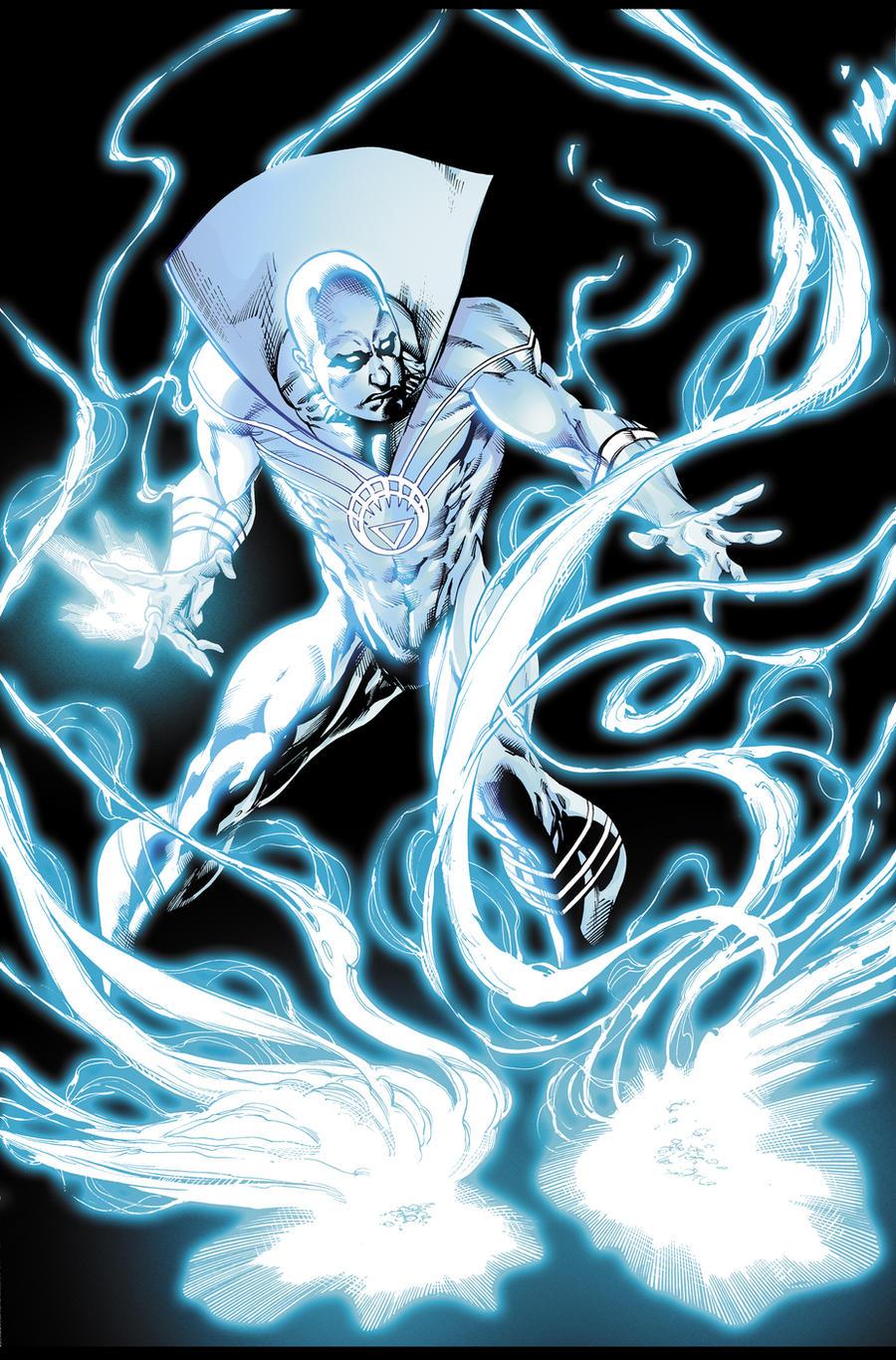 White Lantern Deadman by xXNightblade08Xx