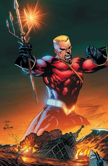 Flashpoint Emperor Aquaman