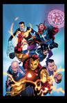 Marvel Illuminati 3 Cover