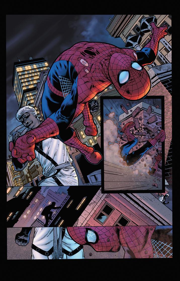 Shadowland Spiderman pg17 by xXNightblade08Xx