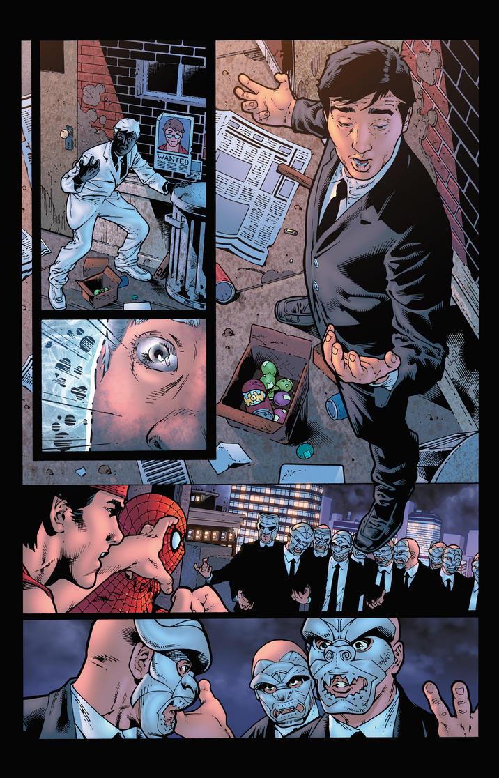 Shadowland Spiderman pg20 by xXNightblade08Xx