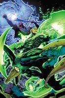 Green Lantern Corps by xXNightblade08Xx