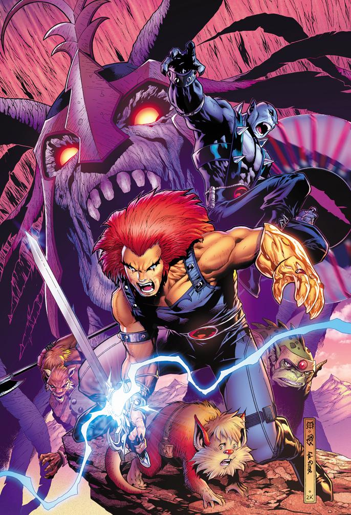 Thundercats by xXNightblade08Xx