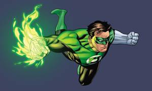 Green Lantern for fun by xXNightblade08Xx
