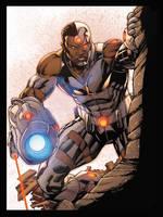 Cyborg by xXNightblade08Xx
