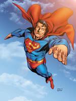 Superman by xXNightblade08Xx