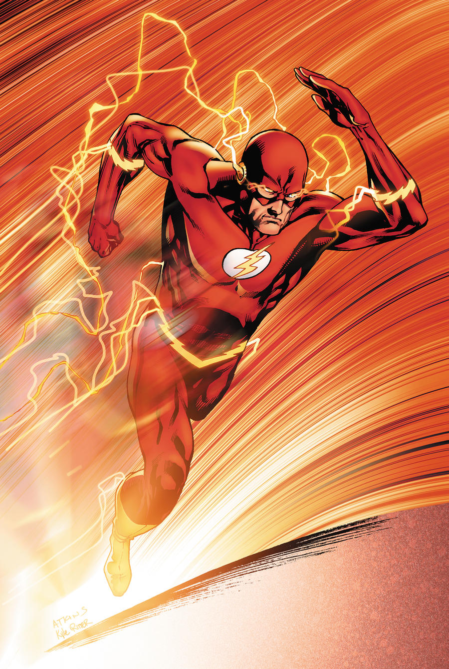The Flash by xXNightblade08Xx