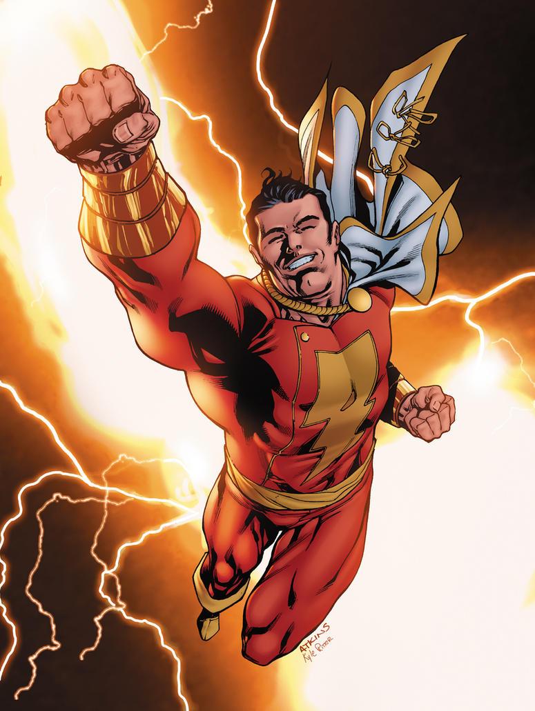 Captain Marvel by xXNightblade08Xx