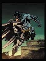 Batman by xXNightblade08Xx