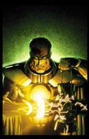 Green Lantern #50 by xXNightblade08Xx