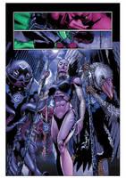 Green Lantern #7 page 20 by xXNightblade08Xx