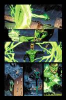 Green Lantern #2 p. 8 by xXNightblade08Xx