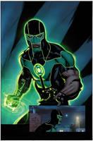 Green Lantern #13 page 18 by xXNightblade08Xx