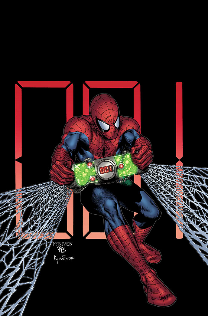 Amazing Spider-Man cover by xXNightblade08Xx