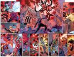 Nova #8 spread page 1 - 2