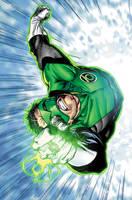 Green Lantern Corps page