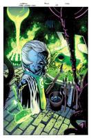 Green Lantern Corps Cover by xXNightblade08Xx