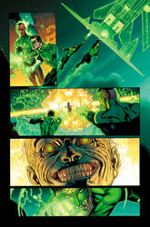 Green Lantern #67 page 15