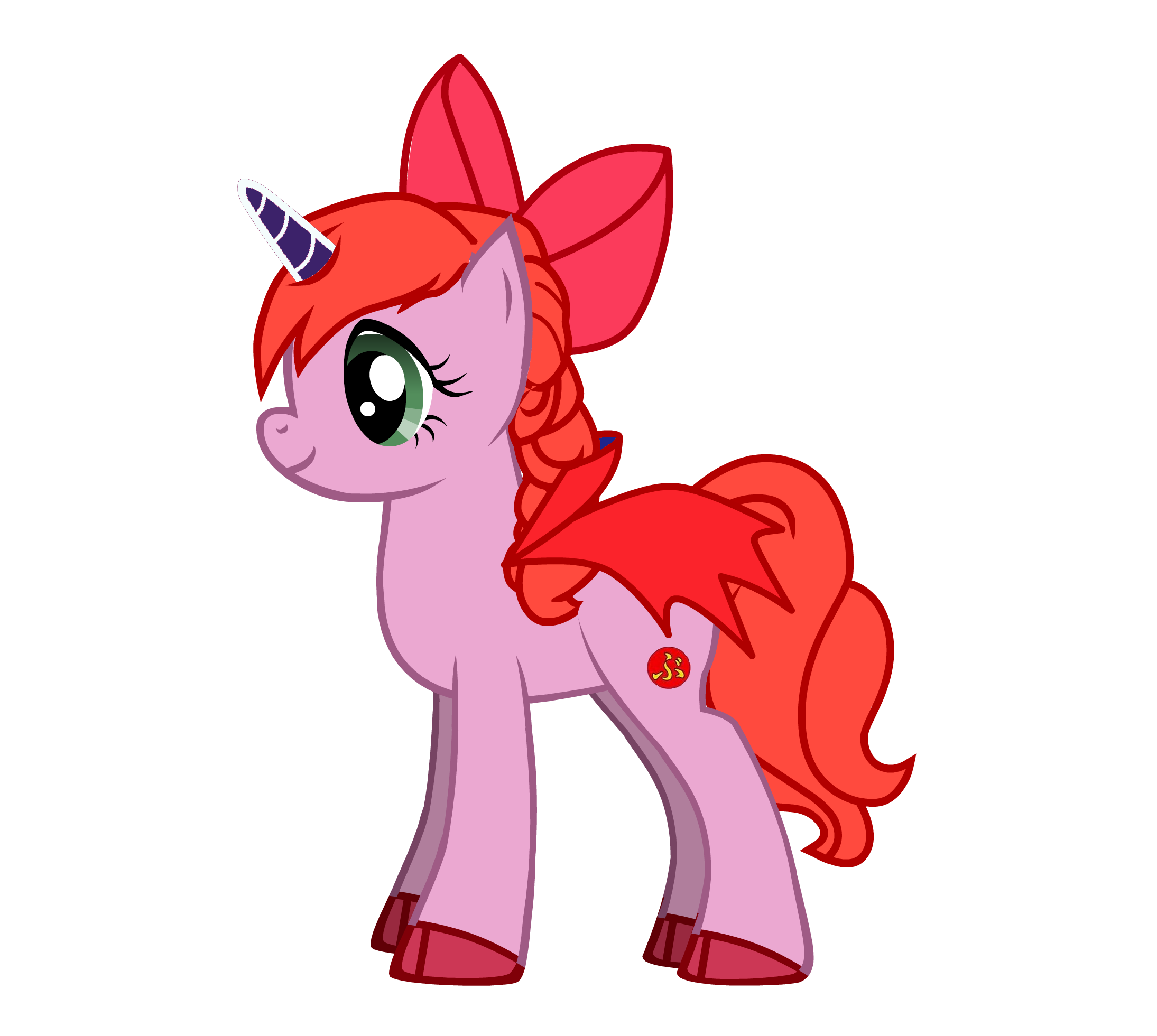 Buurin (pony Version) By Neogms On DeviantART