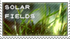 Stamp: Solar Fields by fewly