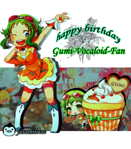 Gumi-Vocaloid-Fan's Profile Picture
