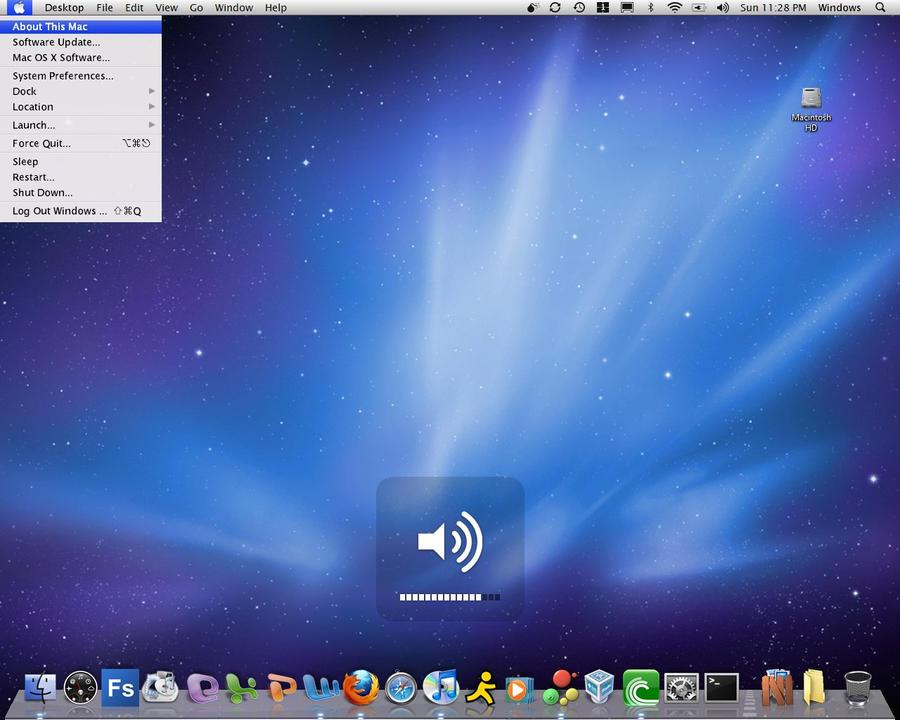Mac Emulation by wtfbootlegger on DeviantArt