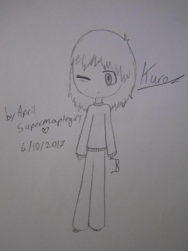 Kuro! by SuperMapleGirl