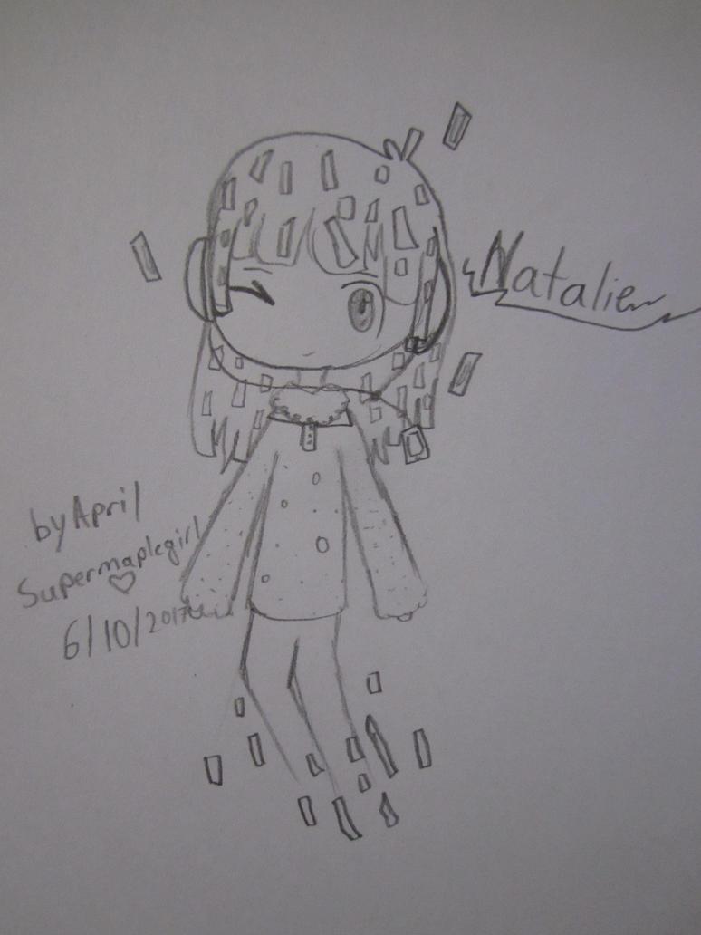 Natalie! by SuperMapleGirl