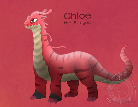 Chloe The Slimgon (Resubmission)
