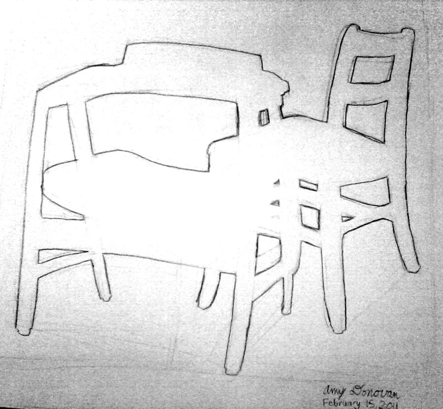 Negative Space Practice 4 by Amy-the-JigglypuffNegative Space Drawing Still Life