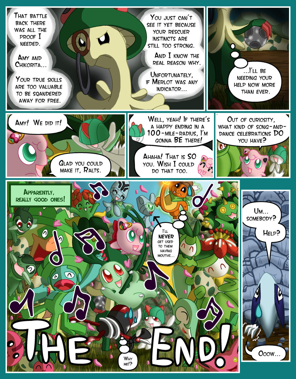 Pecha LGM Mission 2 Final Page by Galactic-Rainbow
